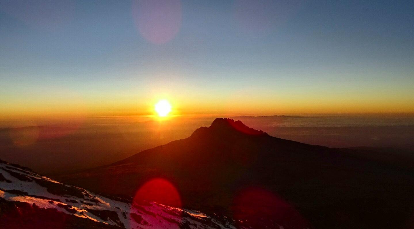 kilimandżaro-wschód-atak-szczytowy