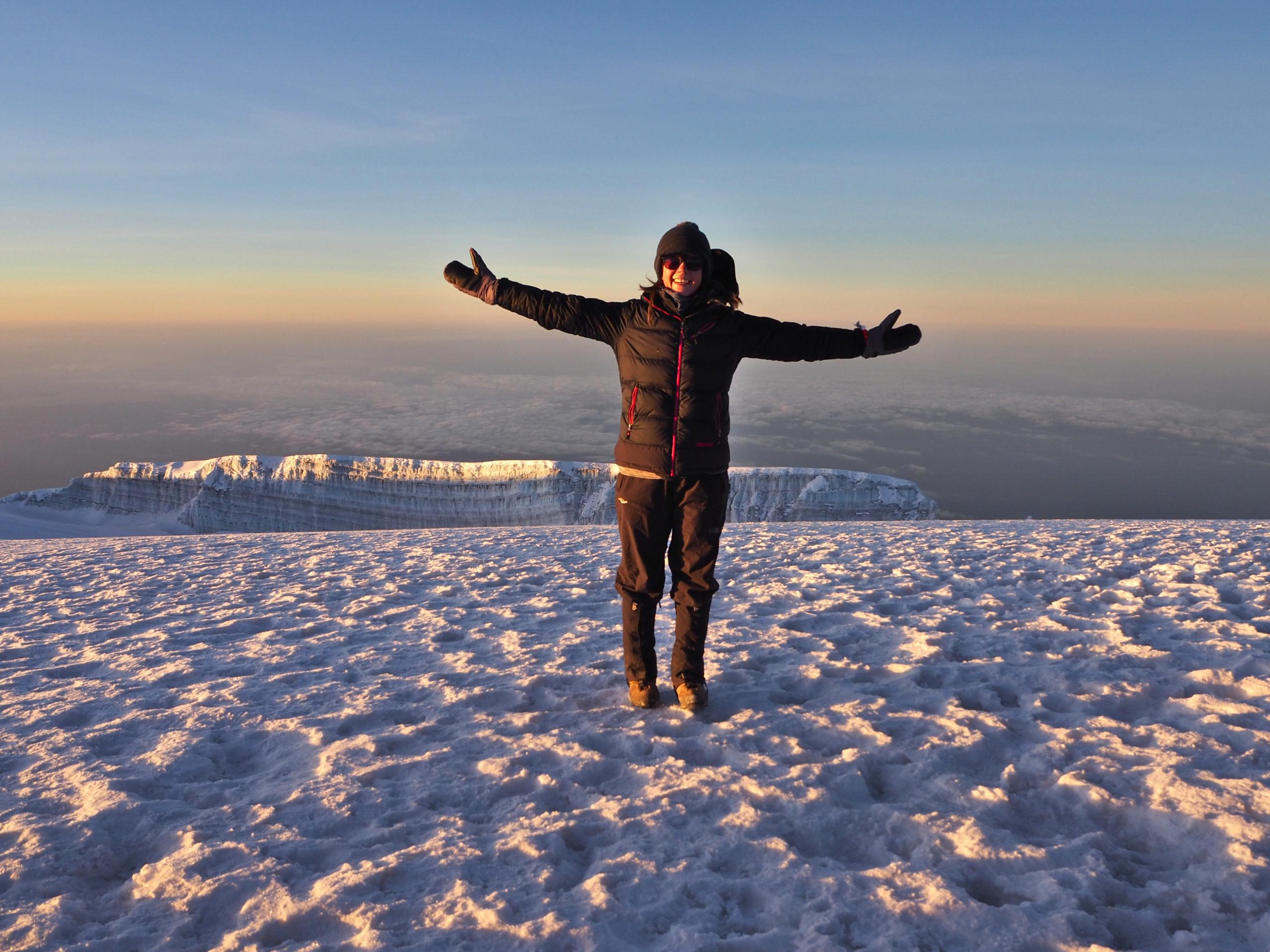 kilimandżaro-szczyt