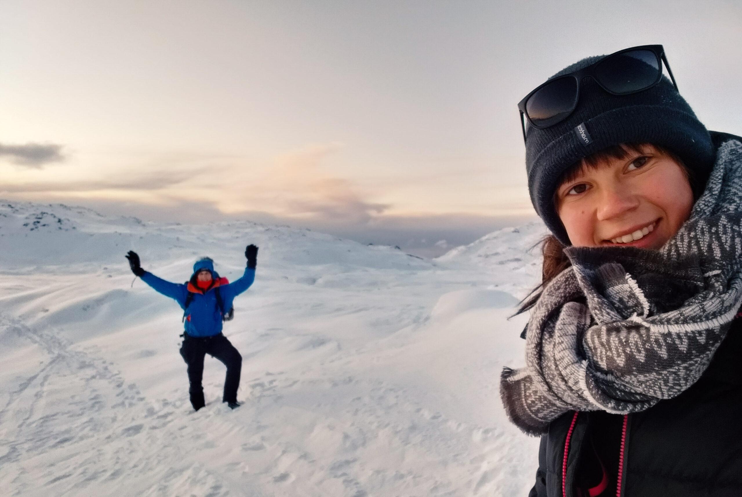 norwegia-zima