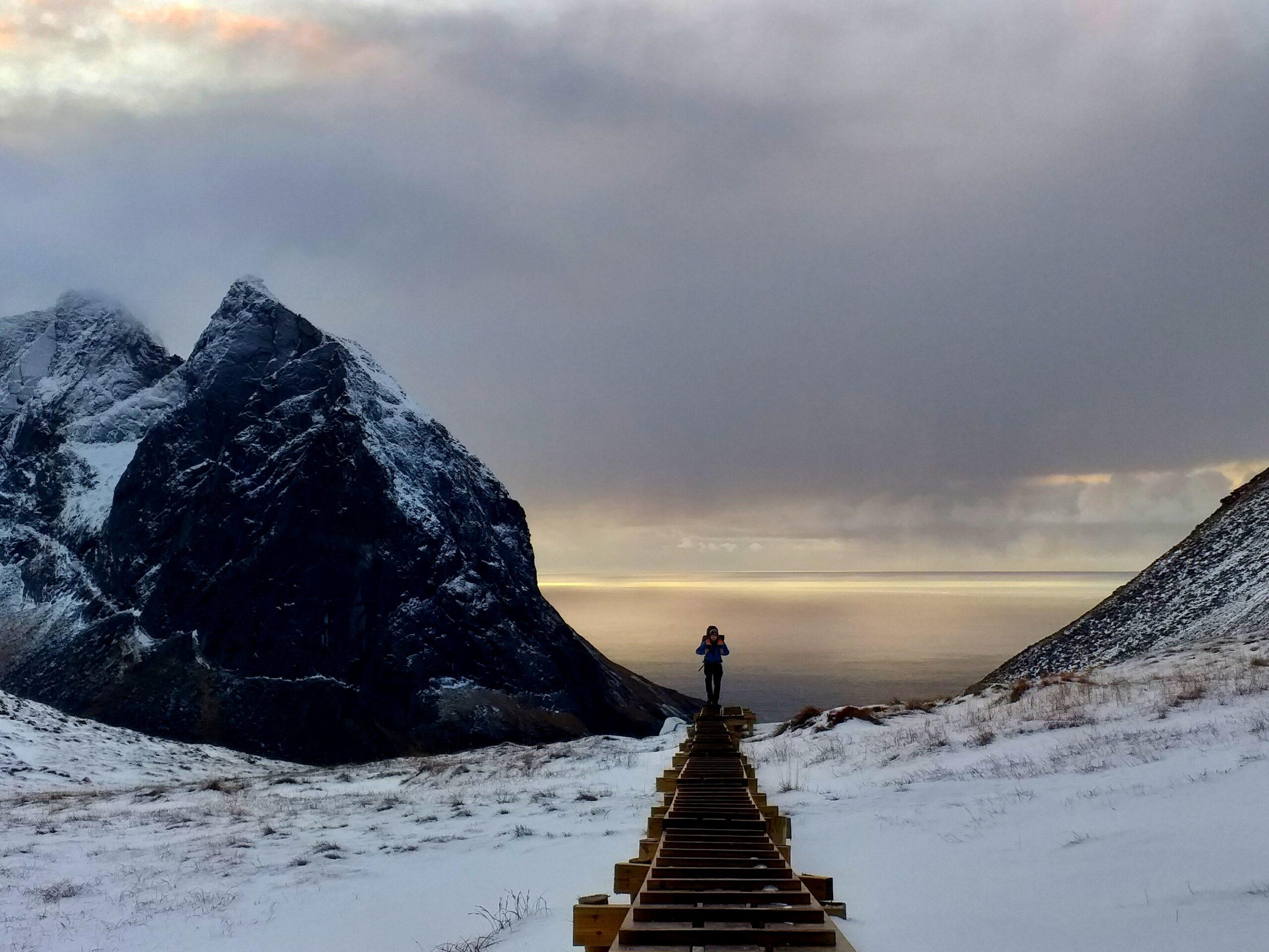 lofoten-hike