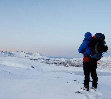 lofoty zima
