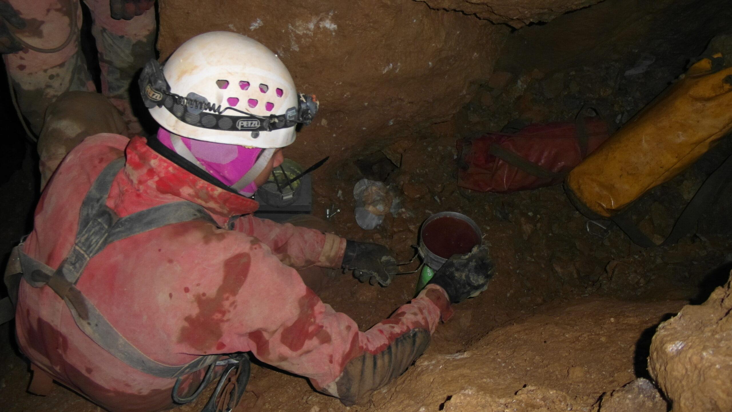 kuchenka jaskinie