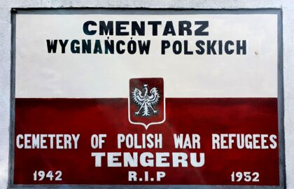 Tengeru - obóż wygnańców polskich